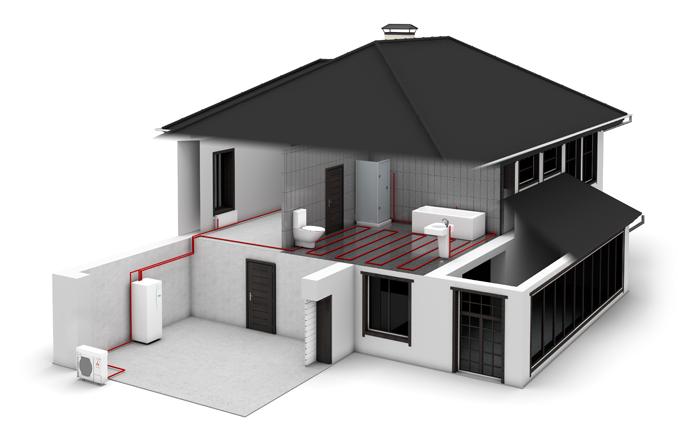 Ecodan_house