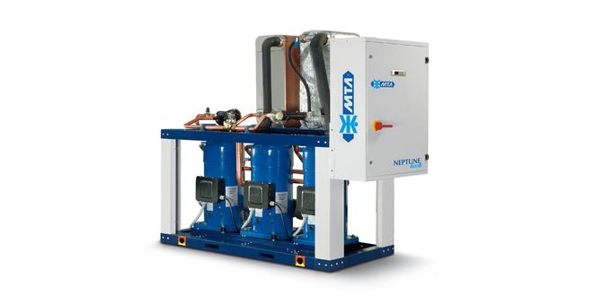 MTA Neptune Tech 278 – 713 kW Vannkjølt isvannsmaskin